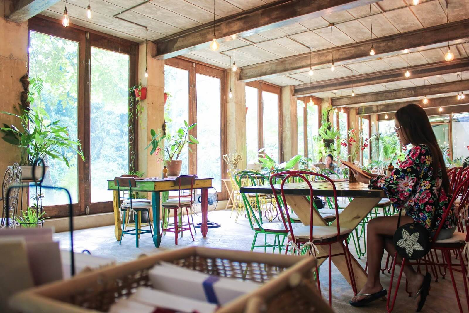 Signs of Good Cafes to look out for